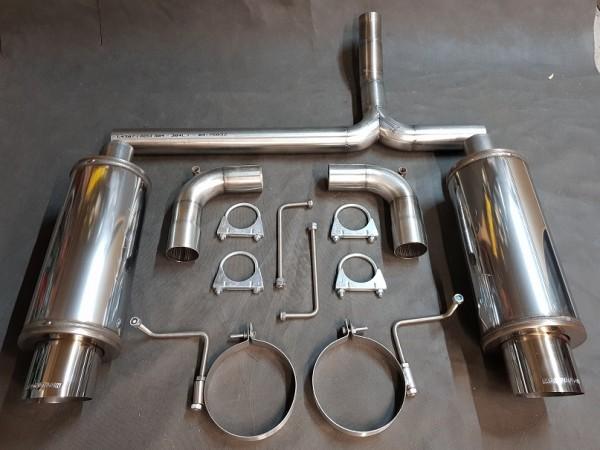 Magnaflow Endschalldämpfer Honda Accord CG2 CG4