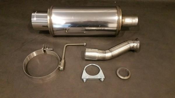 Magnaflow Endschalldämpfer Peugeot 307 2,0