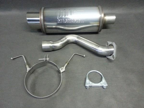 Magnaflow Endschalldämpfer Honda CRX Del Sol EH6 EG2