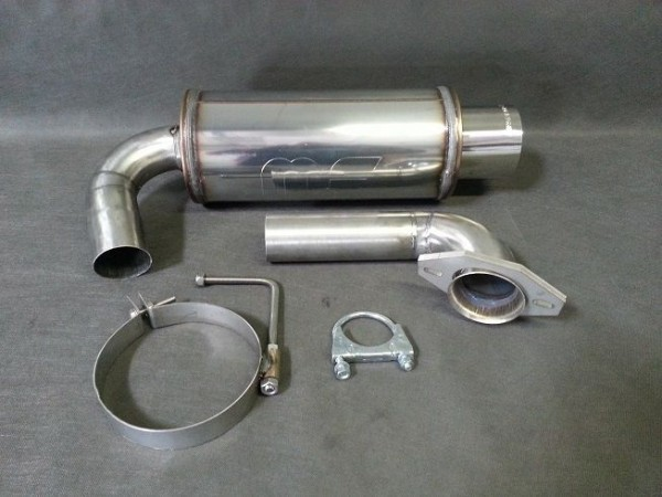 Magnaflow Endschalldämpfer Mazda MX5 NC