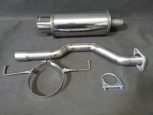 Magnaflow Endschalldämpfer Honda Civic MB6