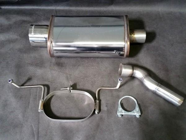Magnaflow Endschalldämpfer Opel Corsa B